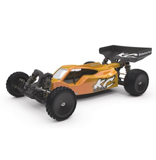 Schumacher Cougar KC 2WD 1/10 Off-Road Buggy Kit (Carpet/Turf)