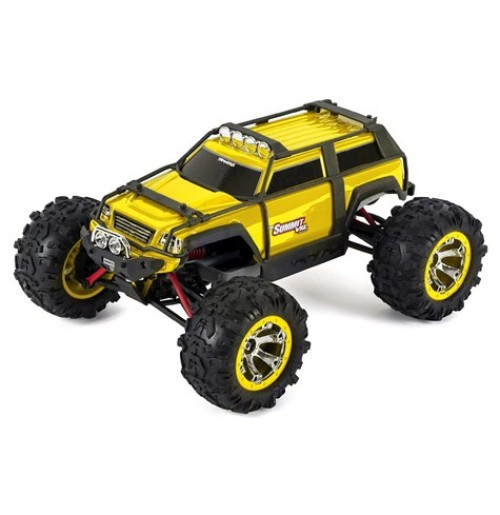Traxxas Summit VXL 1/16 4WD Brushless RTR Truck (Yellow)