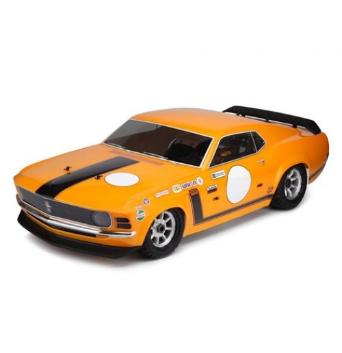 HPI Baja 5R 1970 Ford Mustang Boss 302 RTR 1/5 On-Road Sedan