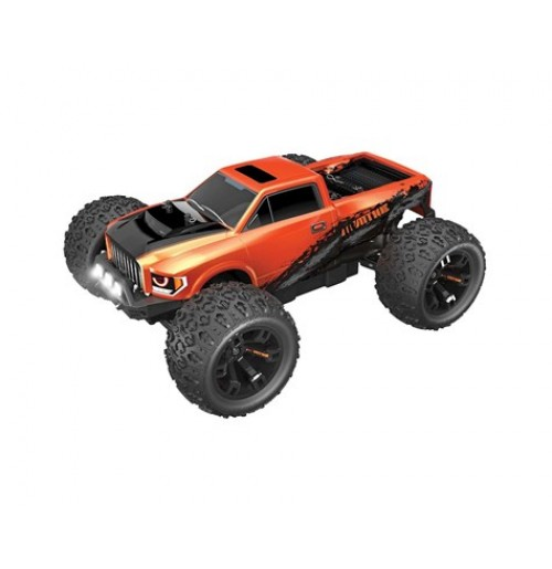 Redcat TR-MT10E Team Redcat 1/10 RTR 4WD Brushless Monster Truck (Orange)