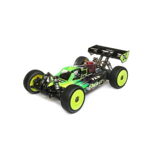 Team Losi Racing 8IGHT-X 1/8 4WD Competition Nitro Buggy Kit