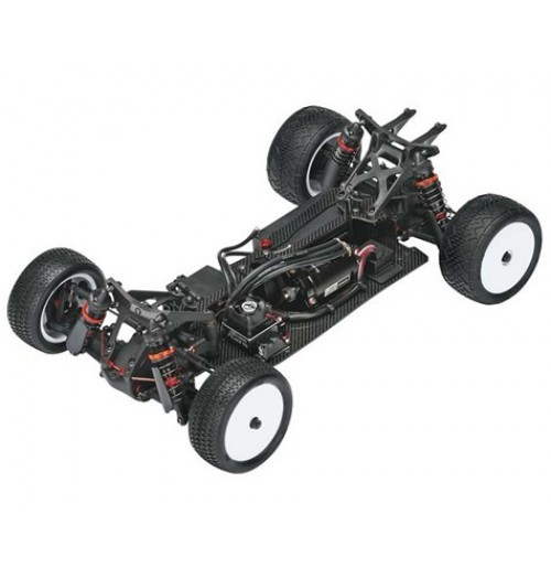 HB Racing D413 1/10 4WD Off Road Racing Buggy Kit