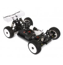 HB Racing D817 World Champion 1/8 Off-Road Competition Nitro Buggy Combo