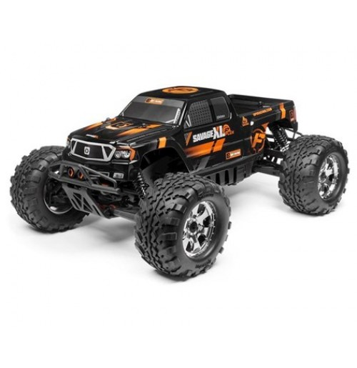 HPI Savage XL FLUX RTR 1/8 4WD Electric Monster Truck w/2.4GHz Radio