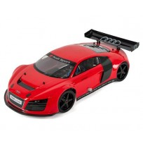 Kyosho Inferno GT2 Race Spec Audi R8 LMS ReadySet 1/8 Scale Nitro On-Road Kit