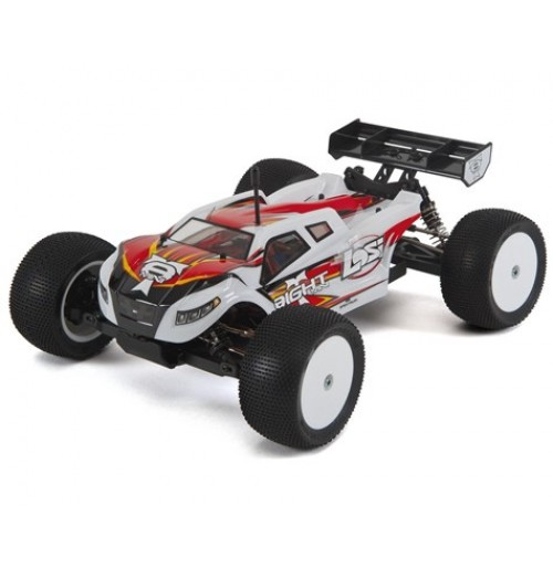 Losi Mini 8IGHT-T 1/14 Scale 4WD Electric Brushless Truggy RTR