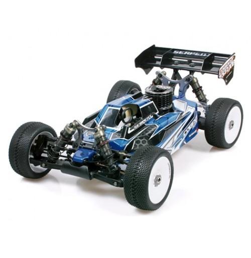 Serpent SRX8 Cobra EVO 1/8 Nitro Buggy Kit