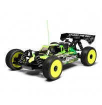 "JQRacing ""THE Car"" 1/8 Off-Road Nitro Buggy Kit (Black Edition)"