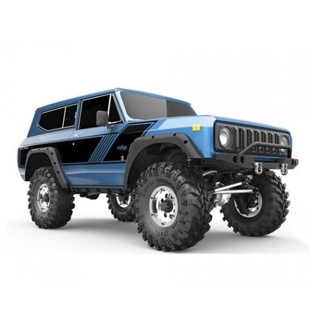 Redcat Gen8 International Scout II 1/10 4WD RTR Scale Rock Crawler w/2.4GHz Radio (Blue)