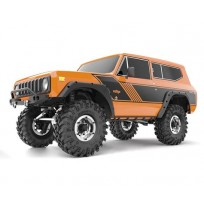 Redcat Gen8 International Scout II 1/10 4WD RTR Scale Rock Crawler w/2.4GHz Radio (Orange)