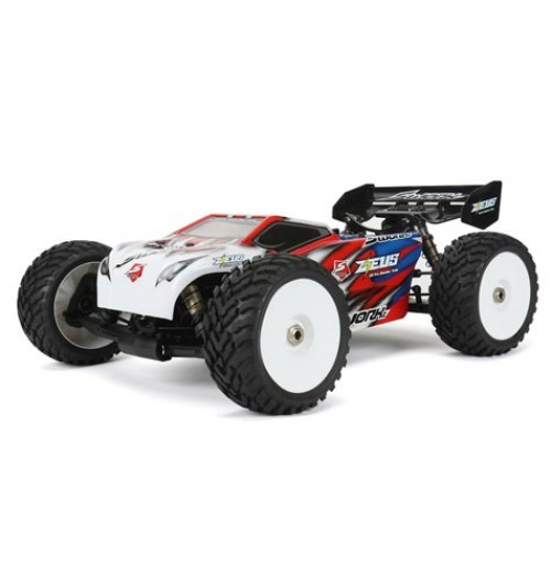 SWorkz ZEUS Pro 1/8 4WD Electric Monster Truck Kit