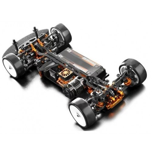 XRAY T4 2019 1/10 Electric Touring Car Graphite Chassis Kit
