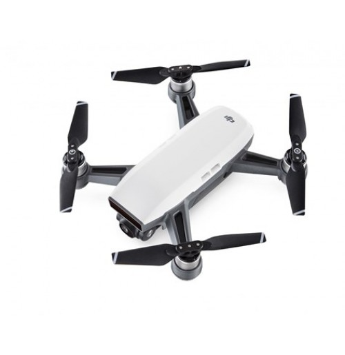 DJI Spark Quadcopter Drone Fly More Combo (Alpine White)