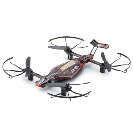Kyosho ZEPHYR Quadcopter Drone Racer Readyset (Black)