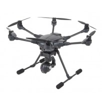 Yuneec USA Typhoon H Professional RTF w/RealSense ST16 CGO3+ & Backpack