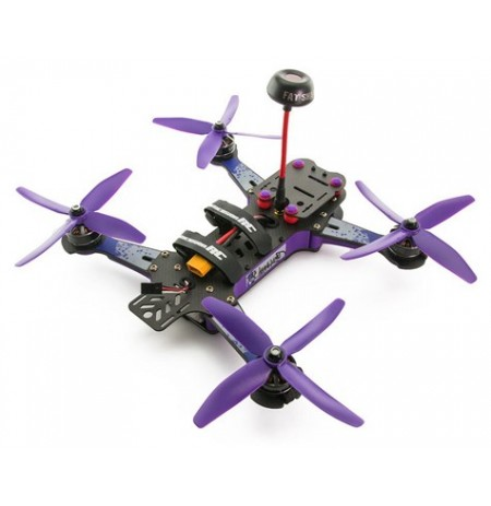 ImmersionRC Vortex 250 PRO ARF 350mW Race Quad Drone (UMMAGAWD Edition)