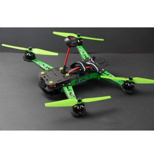 ImmersionRC Vortex 275 PRO ARF 350mW Quad Race Drone (Metall Danny Edition)