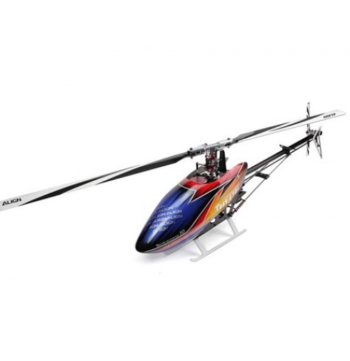 Align T-REX 470LM Dominator Super Combo Helicopter Kit