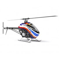 Synergy N556 Flybarless Nitro Helicopter Kit