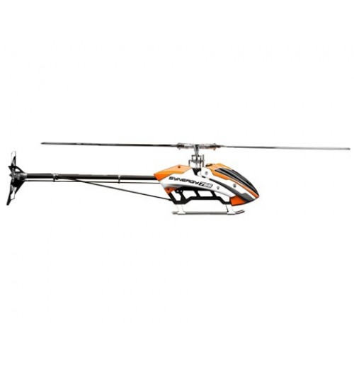 Synergy 766 Flybarless Torque Tube Electric Helicopter Kit