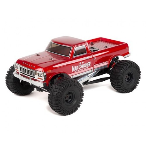 Kyosho Mad Crusher GP ReadySet 1/8 4WD Nitro Monster Truck