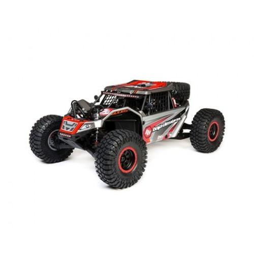 Losi Super Rock Rey 8S 1/6 RTR Electric Rock Racer (Baja Designs)